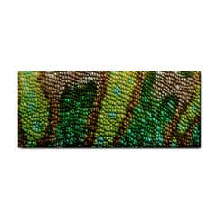 Colorful Chameleon Skin Texture Cosmetic Storage Cases by Simbadda