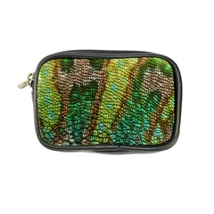 Colorful Chameleon Skin Texture Coin Purse