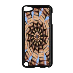 Manipulated Reality Of A Building Picture Apple Ipod Touch 5 Case (black) by Simbadda