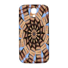 Manipulated Reality Of A Building Picture Samsung Galaxy S4 I9500/i9505  Hardshell Back Case by Simbadda