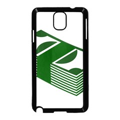 Rich Dollar Money Green Samsung Galaxy Note 3 Neo Hardshell Case (black)
