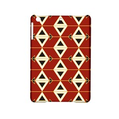 Triangle Arrow Plaid Red Ipad Mini 2 Hardshell Cases