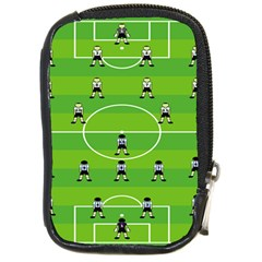 Soccer Field Football Sport Compact Camera Cases