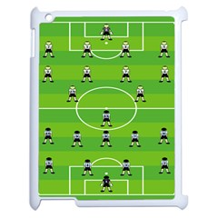 Soccer Field Football Sport Apple Ipad 2 Case (white)