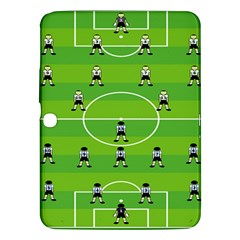 Soccer Field Football Sport Samsung Galaxy Tab 3 (10 1 ) P5200 Hardshell Case  by Alisyart