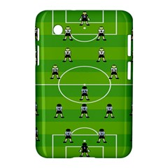 Soccer Field Football Sport Samsung Galaxy Tab 2 (7 ) P3100 Hardshell Case  by Alisyart