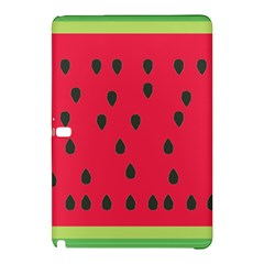 Watermelon Fan Red Green Fruit Samsung Galaxy Tab Pro 10 1 Hardshell Case