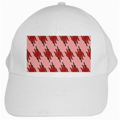Variant Red Line White Cap
