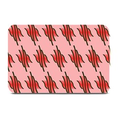 Variant Red Line Plate Mats by Alisyart