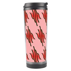 Variant Red Line Travel Tumbler by Alisyart