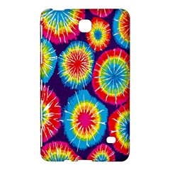 Tie Dye Circle Round Color Rainbow Red Purple Yellow Blue Pink Orange Samsung Galaxy Tab 4 (8 ) Hardshell Case  by Alisyart