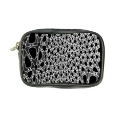 X Ray Rendering Hinges Structure Kinematics Circle Star Black Grey Coin Purse