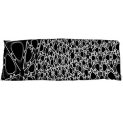 X Ray Rendering Hinges Structure Kinematics Circle Star Black Grey Body Pillow Case Dakimakura (two Sides) by Alisyart