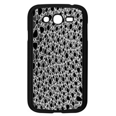 X Ray Rendering Hinges Structure Kinematics Circle Star Black Grey Samsung Galaxy Grand Duos I9082 Case (black) by Alisyart