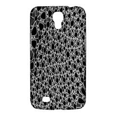 X Ray Rendering Hinges Structure Kinematics Circle Star Black Grey Samsung Galaxy Mega 6 3  I9200 Hardshell Case by Alisyart