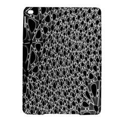 X Ray Rendering Hinges Structure Kinematics Circle Star Black Grey Ipad Air 2 Hardshell Cases by Alisyart