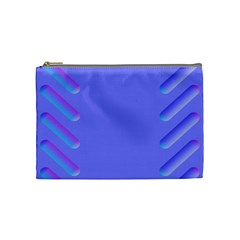 Leftroom Normal Purple Cosmetic Bag (medium)