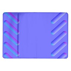 Leftroom Normal Purple Samsung Galaxy Tab 10 1  P7500 Flip Case
