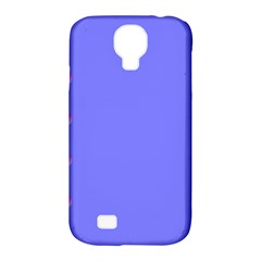 Leftroom Normal Purple Samsung Galaxy S4 Classic Hardshell Case (pc+silicone)