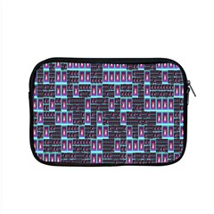 Techno Fractal Wallpaper Apple Macbook Pro 15  Zipper Case