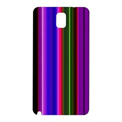 Fun Striped Background Design Pattern Samsung Galaxy Note 3 N9005 Hardshell Back Case