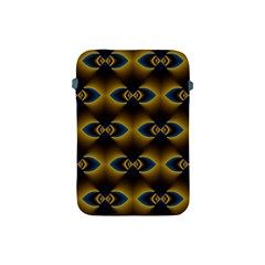 Fractal Multicolored Background Apple Ipad Mini Protective Soft Cases