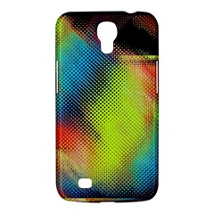 Punctulated Colorful Ground Noise Nervous Sorcery Sight Screen Pattern Samsung Galaxy Mega 6 3  I9200 Hardshell Case by Simbadda
