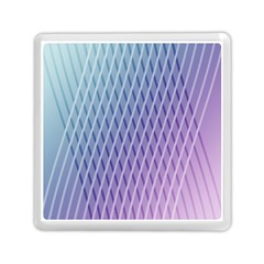 Abstract Lines Background Memory Card Reader (square)