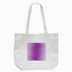 Abstract Lines Background Pattern Tote Bag (white) by Simbadda