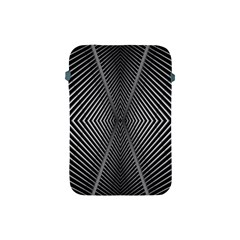 Abstract Of Shutter Lines Apple Ipad Mini Protective Soft Cases by Simbadda