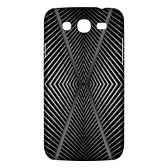 Abstract Of Shutter Lines Samsung Galaxy Mega 5 8 I9152 Hardshell Case  by Simbadda