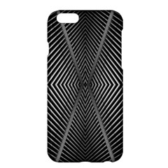 Abstract Of Shutter Lines Apple Iphone 6 Plus/6s Plus Hardshell Case by Simbadda