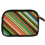 Colorful Stripe Background Digital Camera Cases Back