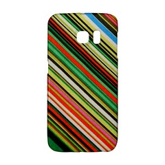 Colorful Stripe Background Galaxy S6 Edge