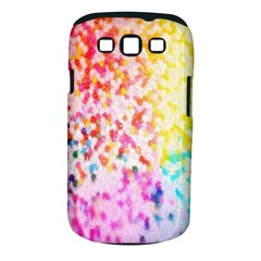 Colorful Colors Digital Pattern Samsung Galaxy S Iii Classic Hardshell Case (pc+silicone)