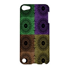 Creative Digital Pattern Computer Graphic Apple Ipod Touch 5 Hardshell Case by Simbadda
