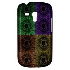 Creative Digital Pattern Computer Graphic Galaxy S3 Mini by Simbadda