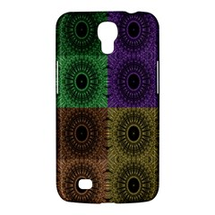 Creative Digital Pattern Computer Graphic Samsung Galaxy Mega 6 3  I9200 Hardshell Case