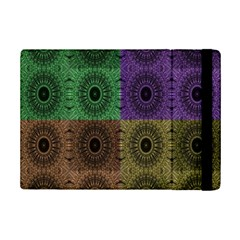 Creative Digital Pattern Computer Graphic Ipad Mini 2 Flip Cases by Simbadda