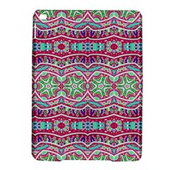 Colorful Seamless Background With Floral Elements Ipad Air 2 Hardshell Cases