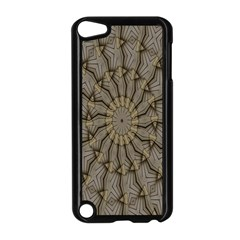 Abstract Image Showing Moiré Pattern Apple Ipod Touch 5 Case (black) by Simbadda