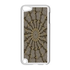 Abstract Image Showing Moiré Pattern Apple Ipod Touch 5 Case (white) by Simbadda