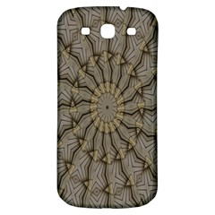 Abstract Image Showing Moiré Pattern Samsung Galaxy S3 S Iii Classic Hardshell Back Case