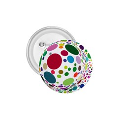 Color Ball 1.75  Buttons