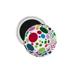 Color Ball 1.75  Magnets