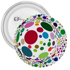 Color Ball 3  Buttons
