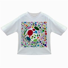 Color Ball Infant/Toddler T-Shirts