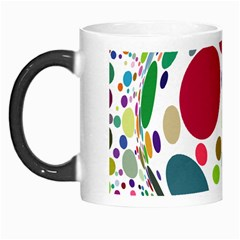 Color Ball Morph Mugs by Mariart
