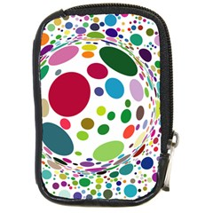 Color Ball Compact Camera Cases