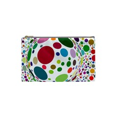 Color Ball Cosmetic Bag (Small)